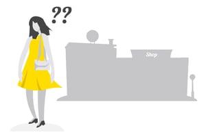 Confused customer