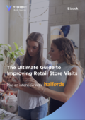 Ebook - Ultimate Guide to Improving Retail Store Visits