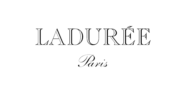 Laduree black & white