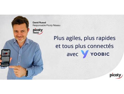 picoty - plus agiles, plus connectés avec yoobic article