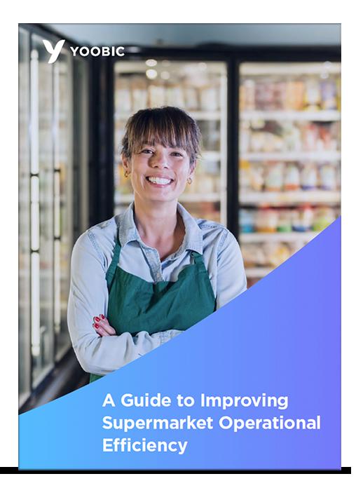 YOOBIC Supermarket Operations Ebook
