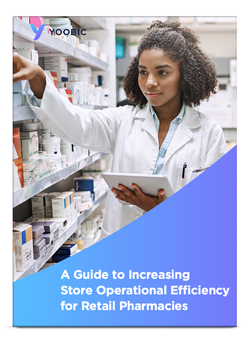 Store Operational Efficiency for Retail Pharmacies - Guide Cover